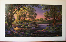 "Terry Redlin ""Spring Morning"" Elite Open Ed Print from Hadley House"
