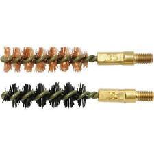 Otis Bore Brush 2 Pack - Bronze / Nylon - .338 - .35