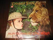 Tammy Faye Run Toward the Roar Record Christian Religous Lion Zoo keeper SEALED