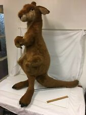 Large Life Size Model Kangaroo - Quantas or Fosters Promotion