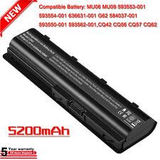 Battery for HP Spare 593553-001 For HP Compaq Presario CQ32 CQ42 CQ43 MU06 CQ56