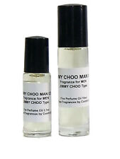 JIMMY CHOO MAN ICE Type 10ml Roll On Perfume Body Oil *NEW