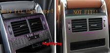 For Land Rover Range Rover Sport 2014-2016 Rear armrest box decoration cover