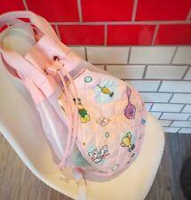 JoyrichTennis pink Backpack Sling Bag
