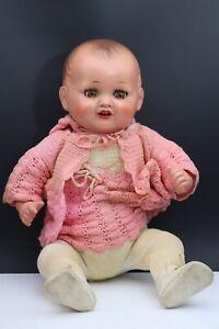 Alte schöne Puppe FS&CO (01-030421)