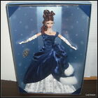 NRFB 2001 HOLIDAY TREASURES BARBIE DOLL BFC FAN CLUB EXCLUSIVE LIMITED ED