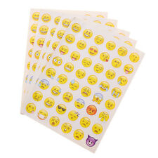 5 pcs Expression Emoticon Smile Face Stickers DIY Scrapbooking Diary Album Decor