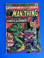 Comic The MAN-THING  21September 1975
