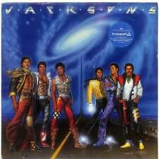 Jacksons - Victory - Gatefold - LP Vinyl Record
