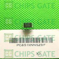 9PCS PC851 PC851XNNSZ0F DIP-4 Sharp Intersect Optocoupler