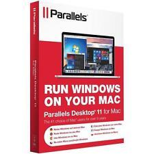 Parallels Desktop for Mac (V. 11) (Box) (1) - Vollversion für Windows PDFM11LBX1EU