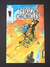 Bozz Chronicles #1 NM  1986  High Grade Marvel Comic