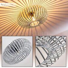 Plafonnier Lustre Lampe à suspension argentée Lampe de corridor Luminaire 176432