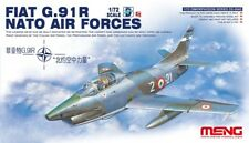 Meng 1/72 FIAT G-91R Nato Forze Aeree # DS-004S