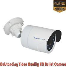 VisiumUSA HD-TVI 1080P bullet cctv camera indoor outdoor 12VDC