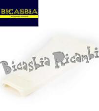 9329 - TAPPETO TAPPETINO RIGIDO BIANCO VESPA PX 125 150 200 - ARCOBALENO