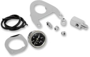 DRAG 2212-0427 Oil Pressure Gauge Kit