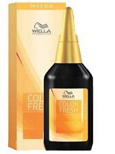 Wella 6/7 6.7 Color Fresh Toning Semi Permanent Colour Professionals 75ml