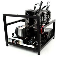 Zcash Mining Rig Gaming Rendering Edition 2 x GTX1070 Ryzen 3.6GHz ETH BTC ZEC