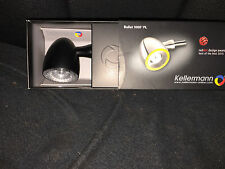 Kellermann Bullet 1000 PL schwarz  Blinker, mit Positionslicht für vorne