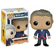 "DOCTOR WHO TWELFTH DOKTOR 3.75"" VINYL POP FIGUR FUNKO NEU 12TH"
