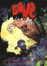 JEFF SMITH BONE COMPLETE CARTOON EPIC IN ONE VOLUME VARIANT COVER TPB NEW RARE