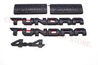 Genuine Toyota Tundra Blackout Emblem Overlay Kit 2014-2020  Overlays