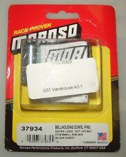 "MOROSO Extra Long 0.007"" offset Bellhousing Dowel Pins (Part# 37934) NEW"
