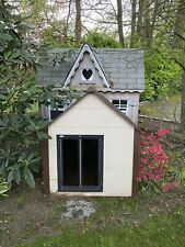 Climate Master Plus Insulated Extra-Large Heated Dog House