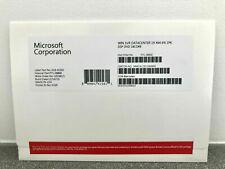 Windows Server 2019 Datacenter 2CPU 64BIT 16C x2 VMs DVD & COA + 16 Core