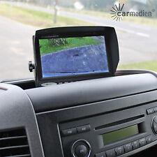 Video Rückfahrsystem mit Rückfahrkamera Rückfahr Kamera Camera für Wohnmobil VAN