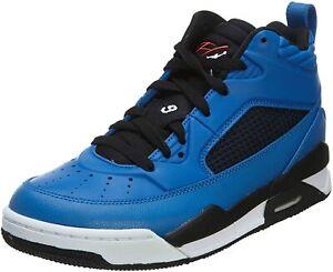 Boys Girls Nike Air Jordan Flight  9.5 BG Basketball trainers 654975 423