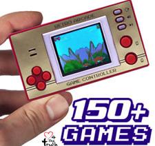 Handheld Retro Portable Arcade Video Game Console Pocket 150+ Classic Games Fun!