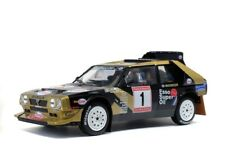 Lancia Delta S4 #1 Rally Asturias 1986 F.Tabaton SOLIDO 1:18 SL1800810