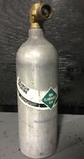 Carbon Dioxide Tank 1.25lb Liquid Capacity EMPTY. Our #4