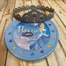 Pretty Pretty Princess Cinderella Game Replacement Pieces Jewelry Case Crown Lot