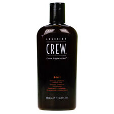 American Crew 450ml 3-in-1 Shampoo Conditioner and Body Wash