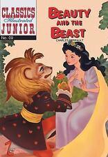 Beauty and the Beast (Classics Illustrated Junior), , Browne, Dik, Perrault, Cha