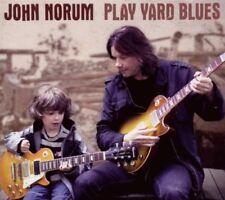 JOHN NORUM - PLAY YARD BLUES  CD NEU