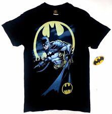 Batman The Dark Knight BATMAN HEED THE CALL BAT SIGNAL T-Shirt NWT Licensed