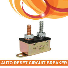 Circuit Breaker Auto Reset 50Amp Caravan Camping RV Trailer Fuse Stud Bolt Type