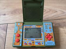Casio Battlefield Handheld Game Cg-440 Rare