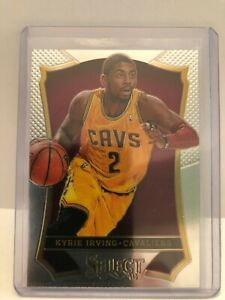 2013 Panini Select Kyrie Irving #98