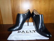 Bally Richelieu Ankle boot black sz11M UK9  / Bottine Richelieu Bally noire T42