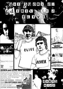 The Story of Derek and Clive by Wade, Chris