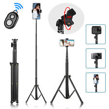 Selfie Stick Tripod Remote Cell Phone Holder Desktop Stand For iPhone Samsung Us