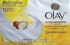 OLAY Ultra Moisture Body wash with Shea Butter ( 16 bars )