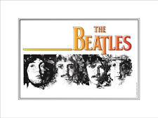 Beatles Pen & Ink Poster