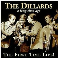 The Dillards - First Time Live [New CD]