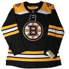BOSTON BRUINS Team ADIDAS© PRO JERSEY NHL Men Adult Adizero Fight Strap size L